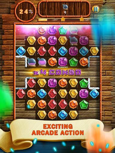 Doodle Jewels Match 3 1.1.5 screenshots 20