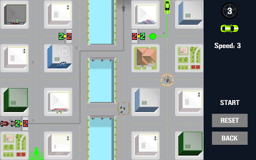 Traffic Control Puzzle - City Driving 4.4 screenshots 7