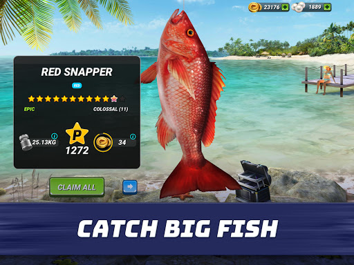 Fishing Clash 1.0.144 screenshots 9