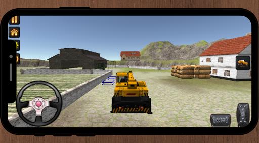 Excavator Game: Construction Game  screenshots 2