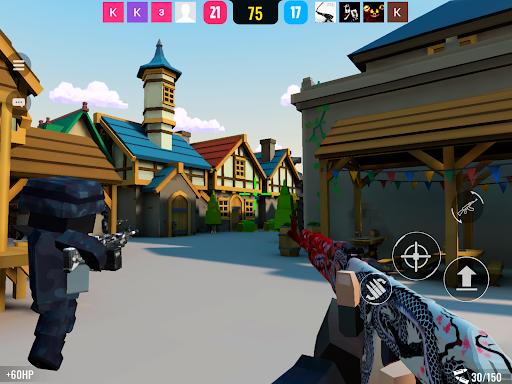 BLOCKFIELD - 5v5 shooter 0.9821 screenshots 7