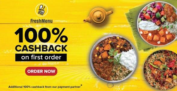 FreshMenu  Food Ordering PC Version [Windows 10, 8, 7, Mac] Free Download 1