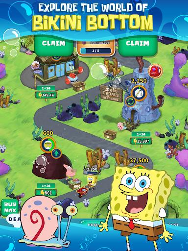 SpongeBobu2019s Idle Adventures screenshots 18