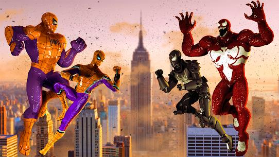 🕷 Spider Superhero Fly Simulator 5