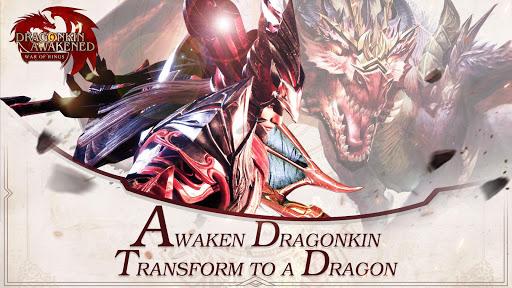 War of Rings-Awaken Dragonkin apkdebit screenshots 7