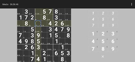 Sudoku (Oh no! Another one!) screenshots 6