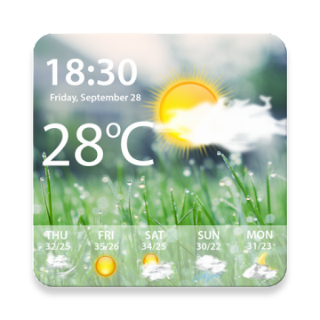 Imágen 1 de Weather - Weather Real-time Forecast para android
