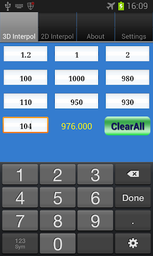 interpolators screenshot 2
