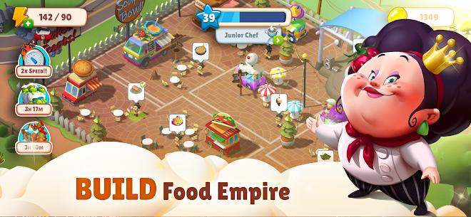 Adventure Chef: Merge Explorer Mod Apk 2.18 (Unlimited Money) 6