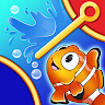Rescue The Fish: Pull The Pin game apk icon