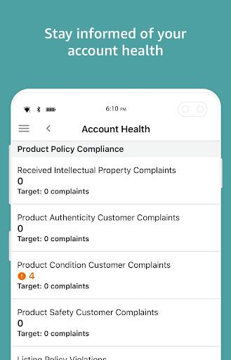 Amazon Seller apktram screenshots 3