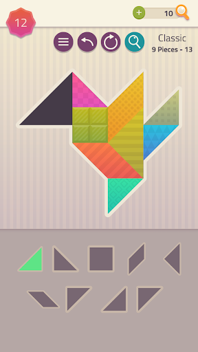 Polygrams - Tangram Puzzle Games 1.1.51 screenshots 12