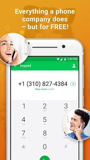 Nextplus Free SMS Text + Calls  Screenshots 3