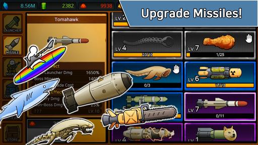 [VIP]Missile Dude RPG : Offline tap tap hero  screenshots 5