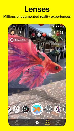 Snapchat apktram screenshots 3