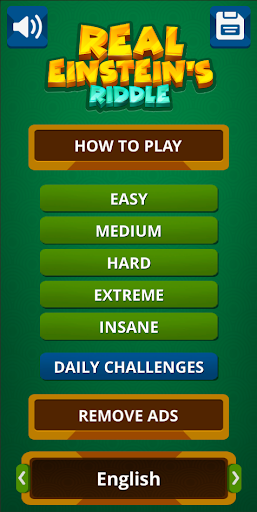 Einstein's Riddle Logic Puzzles  screenshots 4