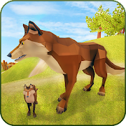 The Wolf Simulator 3D: Animal Family Tales