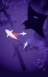 Shoal of fish Screenshot