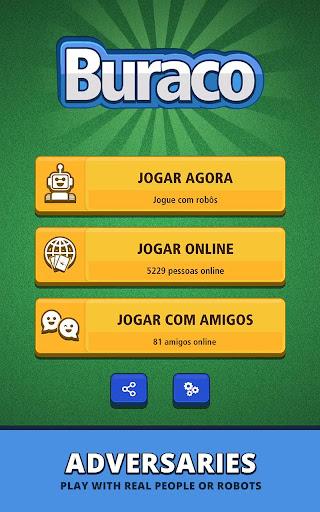 Buraco Canasta Jogatina: Card Games For Free 4.1.3 Screenshots 11