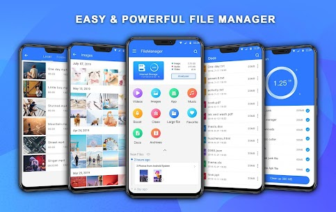 File Manager PRO with Booster Apk Download 2021 3