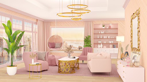 Pink Home Design : Princess Girly Room 1.6.8 screenshots 1