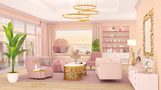Pink Home Design : Princess Girly Room 1.6.4 screenshots 1