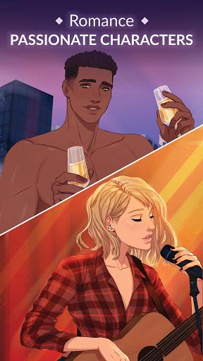 FictIf: Interactive Romance - Visual Novels 1.0.33 screenshots 1