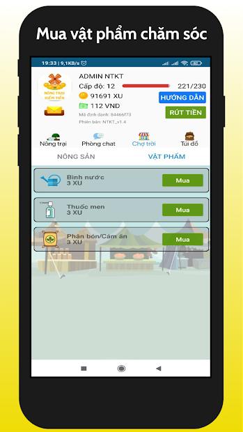 Nong Trai Kiem Tien - NTKT 2021 screenshot 6