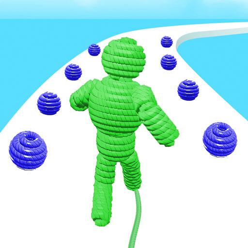 Rope-Man Run