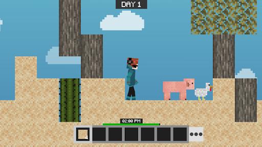 Stickman vs Multicraft: Noob Survival modavailable screenshots 3