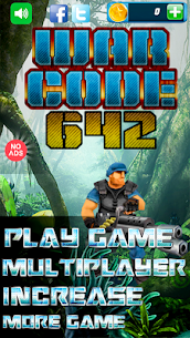 War Code 642 : Revenge Attack of Dead Zombies Hack Game Android & iOS 1