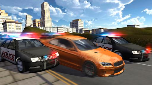 Extreme Car Driving Racing 3D  screenshots 1