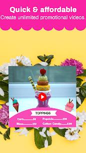 Marketing Video Maker, Slideshow Creator, Ad Maker MOD (Pro) 4