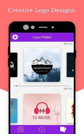 Logo Maker, Logo Design, Graphic Design 16.0 Screenshots 17