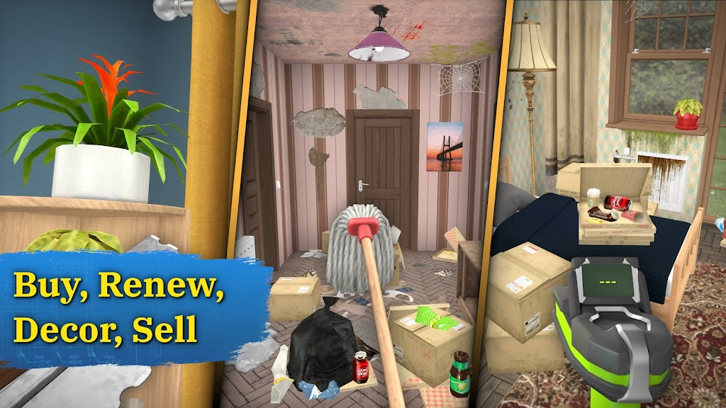 House Flipper: Home Design, Interior Makeover Game  poster 0