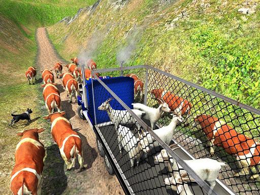 Offroad Farm Animal Truck Driving Game 2020 1.9 Screenshots 13
