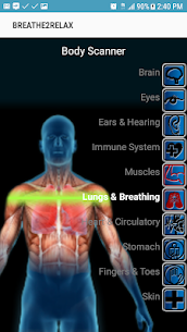 Download Breathe2Relax  Apps on in Your PC (Windows and Mac) 2
