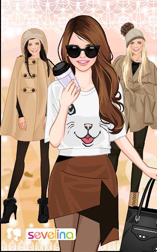 Autumn fashion game for girls 7.2 screenshots 7