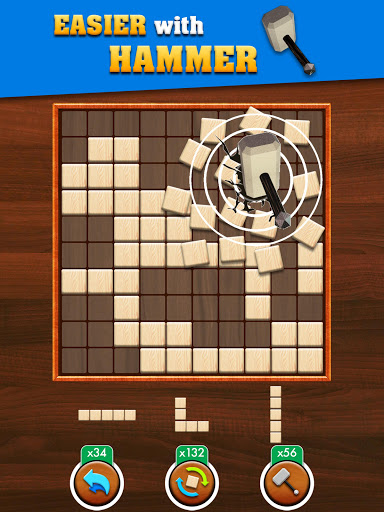 Woody Extreme: Wood Block Puzzle Games for free  screenshots 17