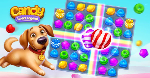 Candy Sweet Legend - Match 3 Puzzle 5.2.5030 screenshots 8