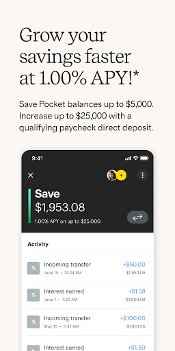 One - Mobile Banking screenshots 3