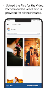Video Invitation Maker - Wedding, Birthday, Events 1.2.3 Screenshots 4
