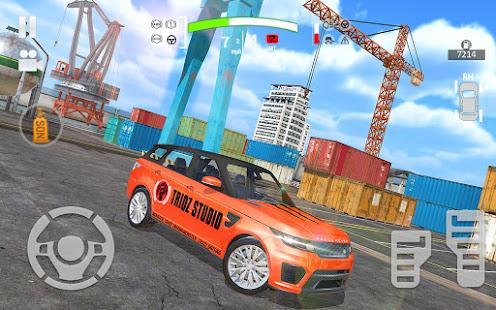 Crazy Car Driving & City Stunts: Rover Sport 1.18 Screenshots 5