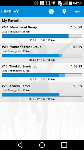 copenhagen marathon screenshot 3