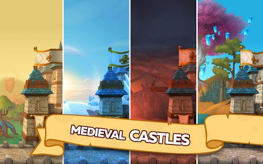 Télécharger Hustle Castle: Medieval games in the kingdom APK MOD (Astuce) screenshots 1