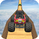 Monster Truck Stunts on Impossible Track