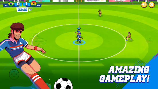 PC Fútbol Legends Screenshot