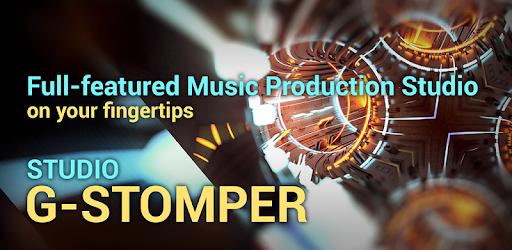 G-Stomper Studio DEMO screen 0