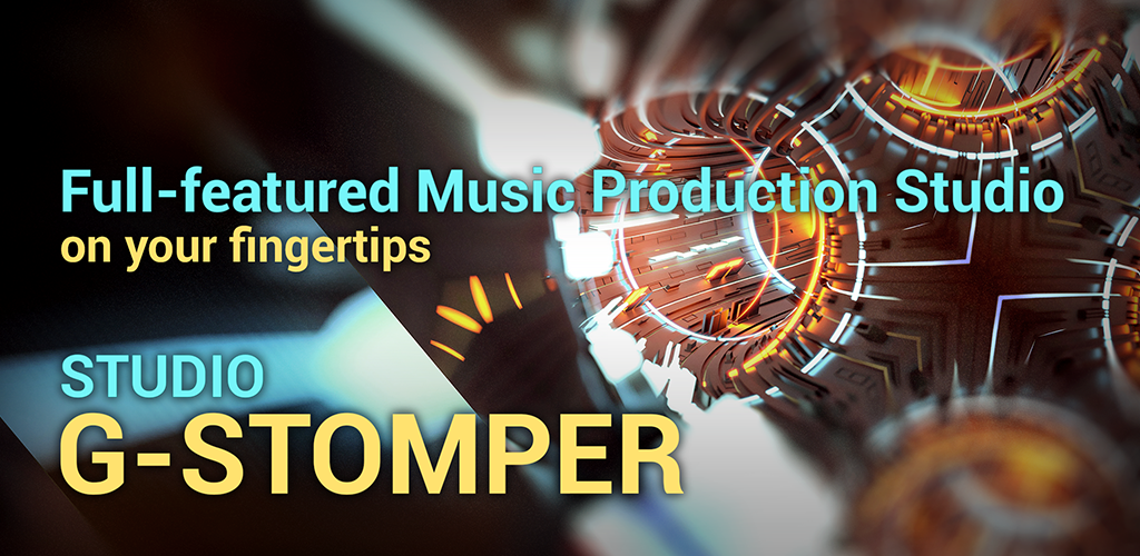 G-Stomper Studio DEMO poster 0