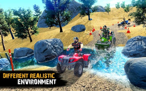 Quad Bike Offroad Mania For Pc | How To Install (Windows 7, 8, 10, Mac) 1